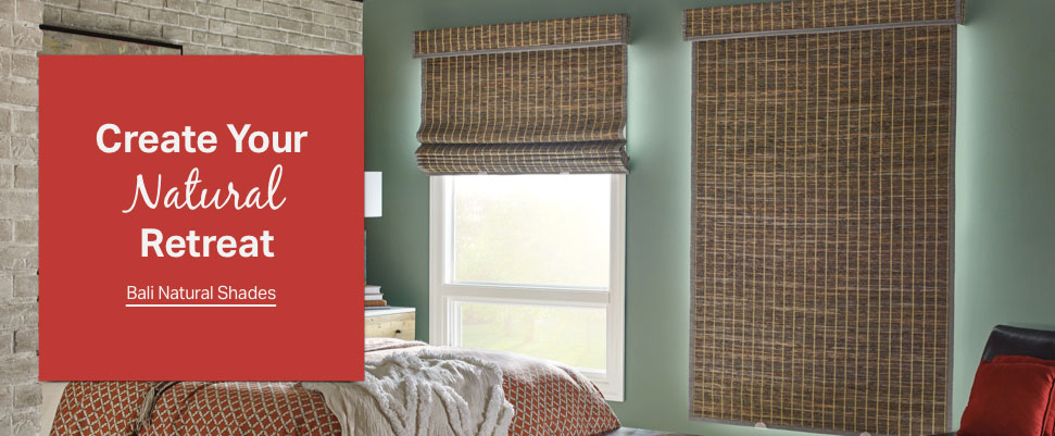 Bali Vertical Blinds Create Your Natural Retreat With Shades